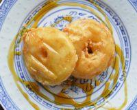 Plats chinois à domicile Beignet ananas